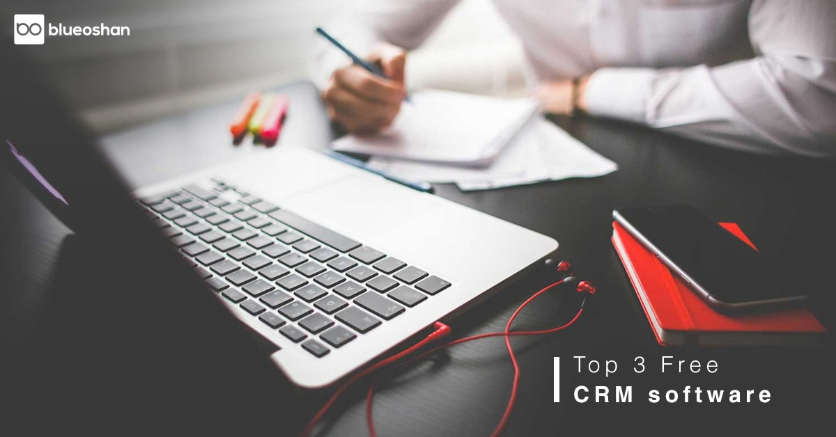 Top 3 Free CRM software