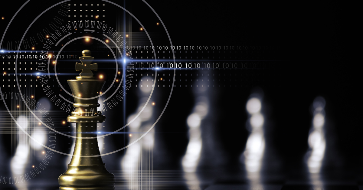 The chess game in Marketing