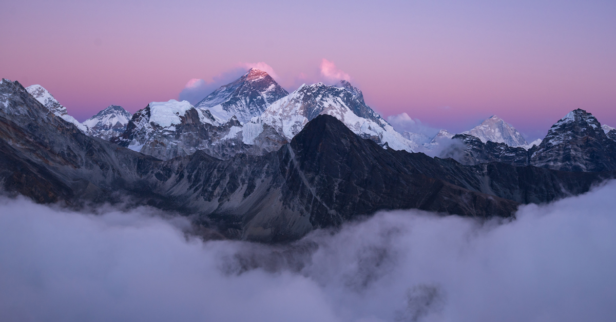 The First page of Google is Mount Everest