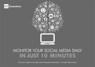 Monitor Your Social Media Daily – In Just 10 Minutes
