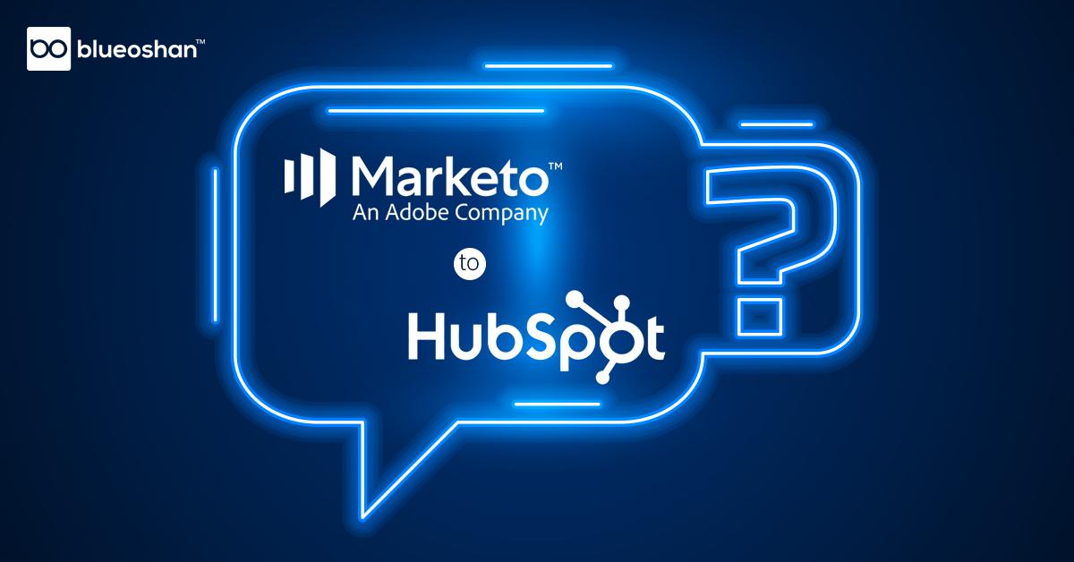 Marketo - HubSpot migration