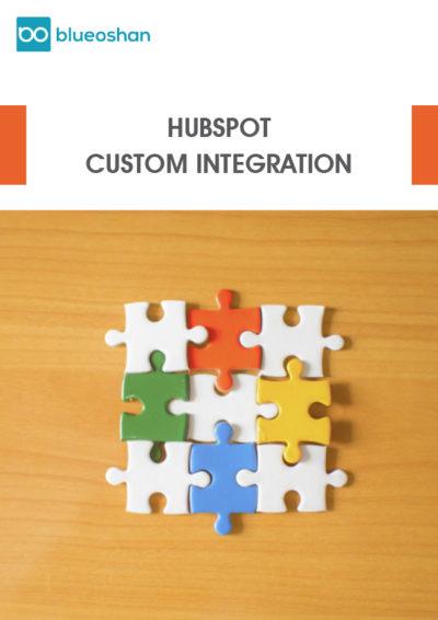 Hubspot Custom Integration