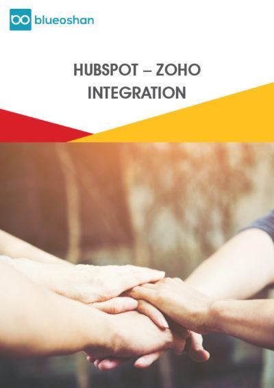HubSpot Zoho Integration