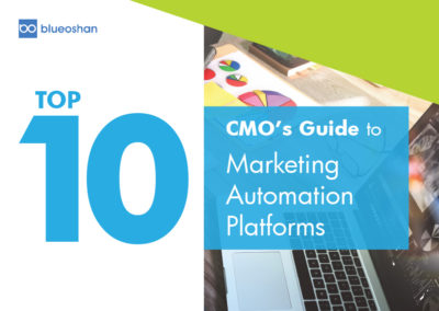 CMO's Guide to Marketing Automation Platforms